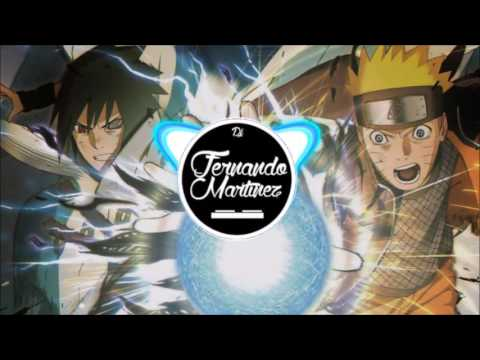 Naruto Intro Opening 4 vs Alone (Slushii Remix) (Slushii Mashup) (DJFM Remake)