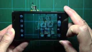 LG Optimus 3D Cube Official ICS Android 4.0.4 OS update O3D