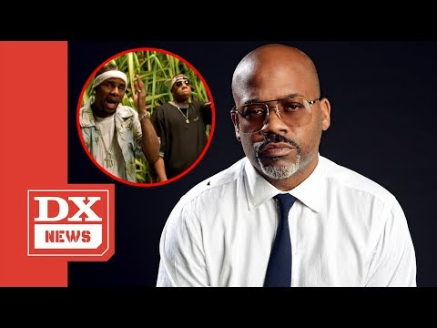 Dame Dash Explains Why He Ended Up In R. Kelly's