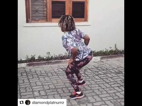 Thank you diamond platinum Makulusa dance video by Angel nyigu