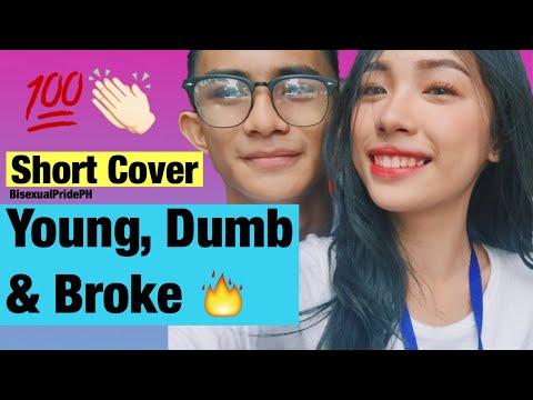 YOUNG,DUMB & BROKE Cover