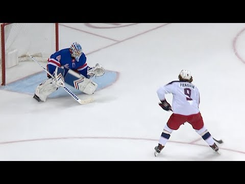 The best shootout player in the league and he's a Ranger