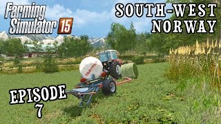 Let's Play Farming Simulator 2015 | South West Norway | Episode 7