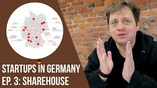 Gambar cover The AirBnB of Warehouses: sharehouse.eu   Startups in Germany Ep. 3