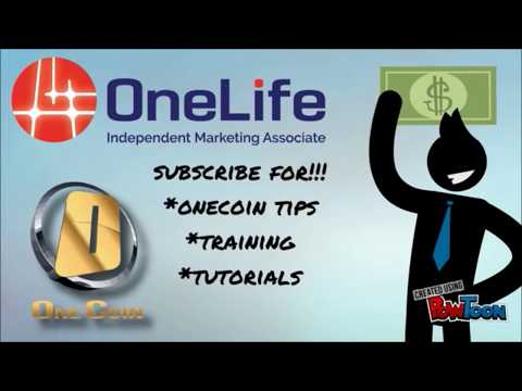 Best OneCoin Presentation 2017 (7 Things To Know Before Starting With OneLife)