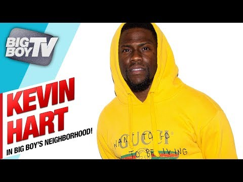 Kevin Hart on Hollywood Bowl, Kanye West, J. Cole, Personal Scandal & a Lot More