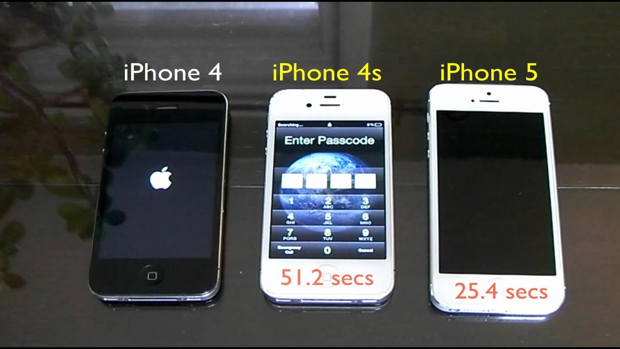 iphone 5 vs 4 deutsch