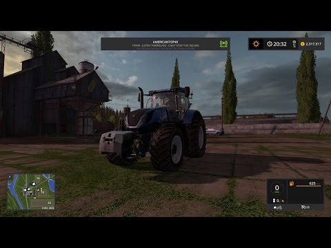 How to add a internet radio on farming simulator 2017 [add live stream radio]