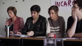 Présentation de la journée de soutien à Antonin par les enseignants de Nanterre