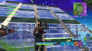 Fortnite Battle Royale Squads Win Clip #129