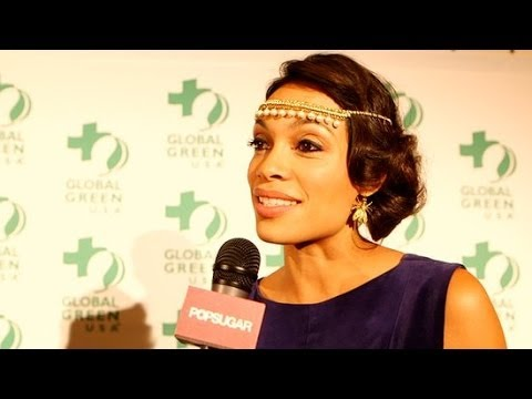 Rosario Dawson on Why Leo and Nude Beaches Inspire Her Eco-Activism! | POPSUGAR Interview