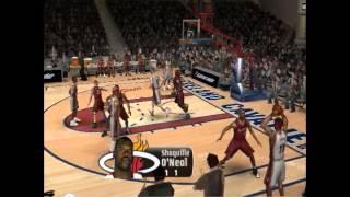 NBA Live 08 PC Gameplay: Cavs vs. Heat Q2