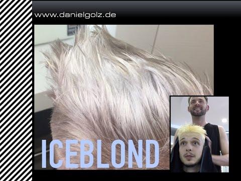 Ice Blond white hair weiße Haare