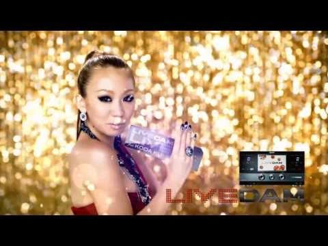 倖田來未 - LIVE DAM CM (POP DIVA)