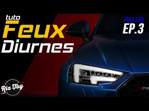 CLIGNOTANTS DYNAMIQUES STYLE AUDI | Installation