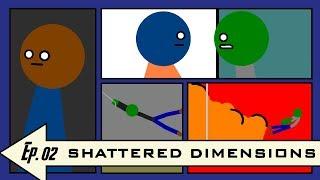 Shattered Dimensions - Ep. 2: Um Portal para Outra Dimensão