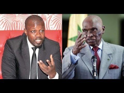 Senegal , conference de presse de Ousmane Sonko sur  , Petrole , Gaz , Abdoulaye Wade