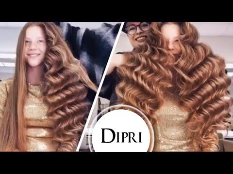 🔥Голливудские 3d волны | Прическа на длинные волосы | Hairstyle For Long Hair