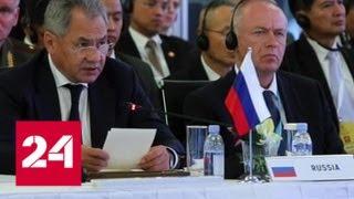 Мэттис выразил Шойгу соболезнования в связи с бойней в Керчи - Россия 24