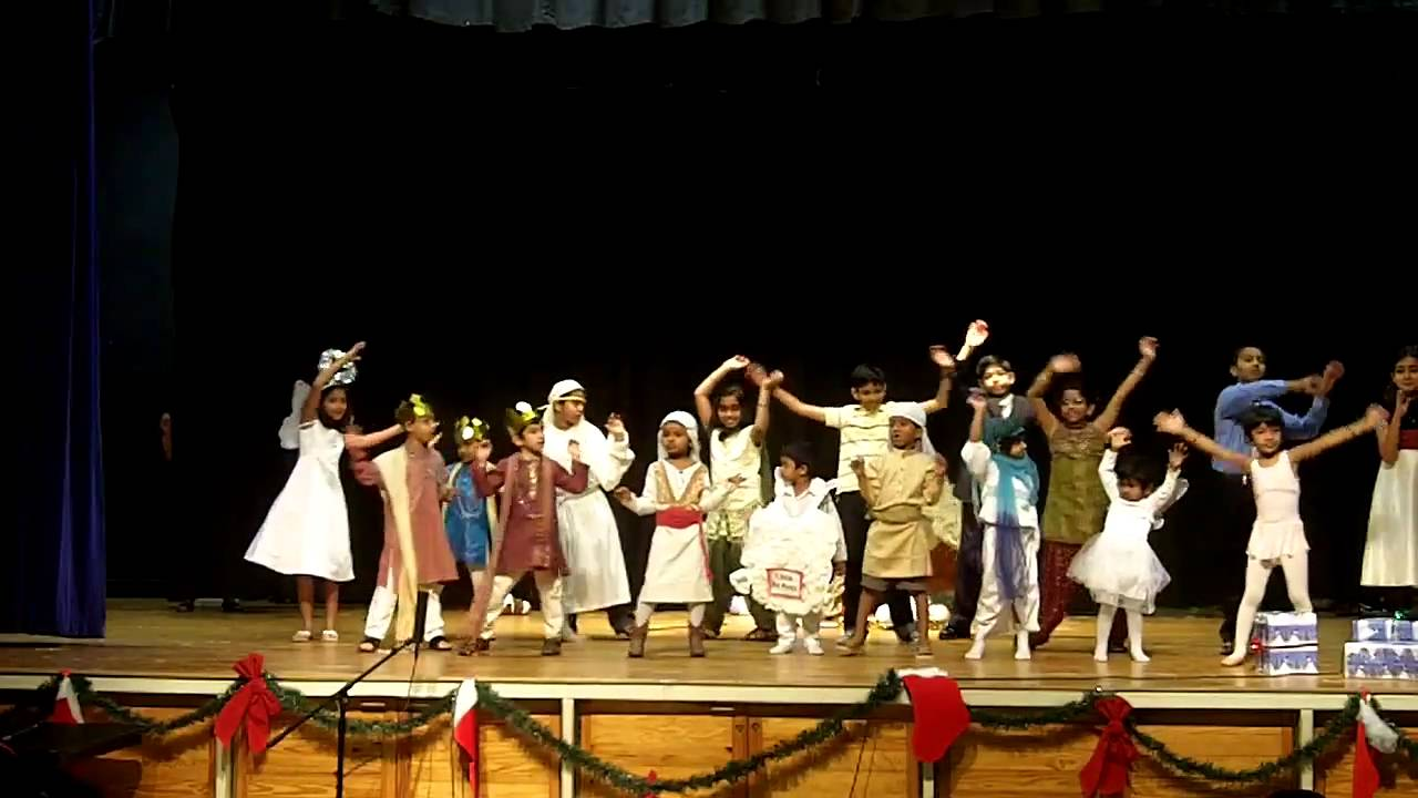Kids Christmas Play 2 Choreographed by RekhaRajagopal& ...