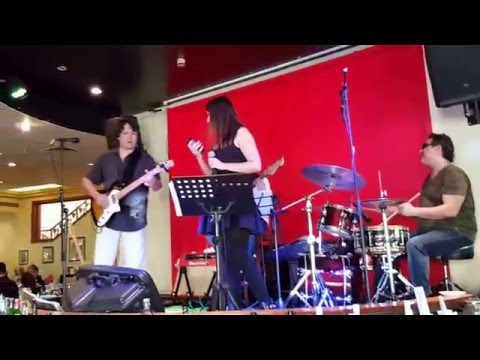 Feti Blue and the Blues Train at Carter's Friday Brunch