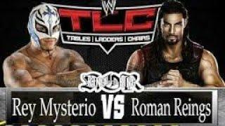 Download Video WWE Fight Roman Reigns vs Rey Mysterio MP3 3GP MP4