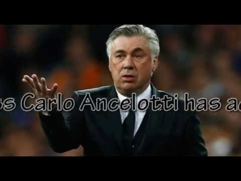 Ancelotti admits to bowing to Ronaldo demands