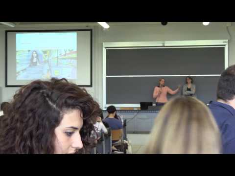 Digital and interaction design (Open Day Lauree Magistrali Design)