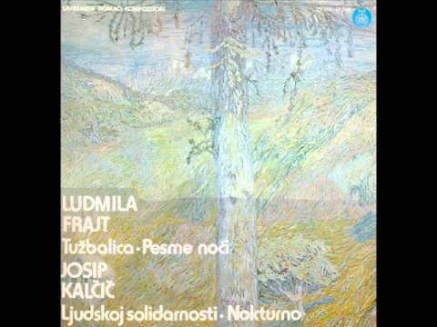 Ljudmila Frajt  - Tišina (Yugoslav Dark Avantgarde/Chamber Music / Post Modern 1974)