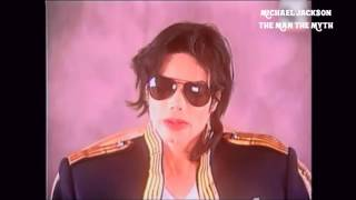 Very RARE Michael Jackson announces Charity concerts in Seoul and Munich in 1999.