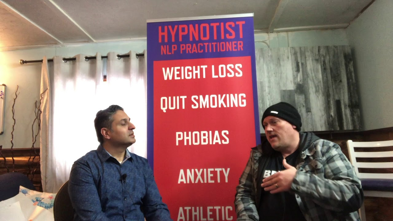 Hypnosis Helps Jason's Son