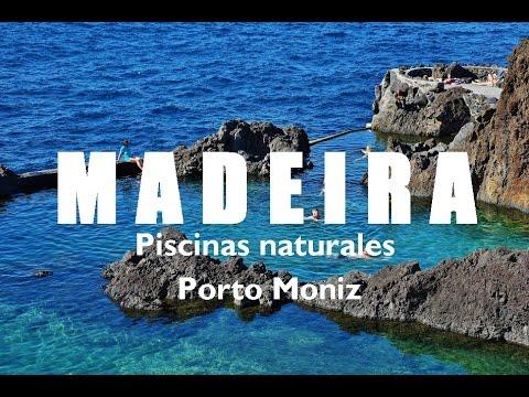 Madeira piscinas naturales youtube for Piscinas naturales