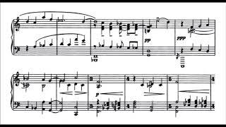 Darius Milhaud - 3 Rag-Caprices for piano (audio + sheet music)