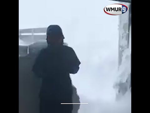 Yikes! 18+ inches of snow piles up on Mount Washington