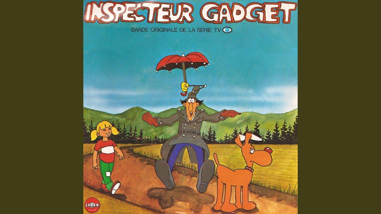 Inspecteur gadget g n rique original du dessin anim youtube - Inspecteur gadget dessin anime ...