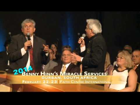 Benny Hinn - From Argentina—Seven Revelations of Prayer, Part 1