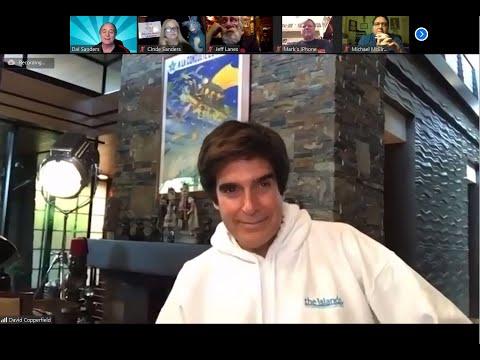 DMC David Copperfield Interview