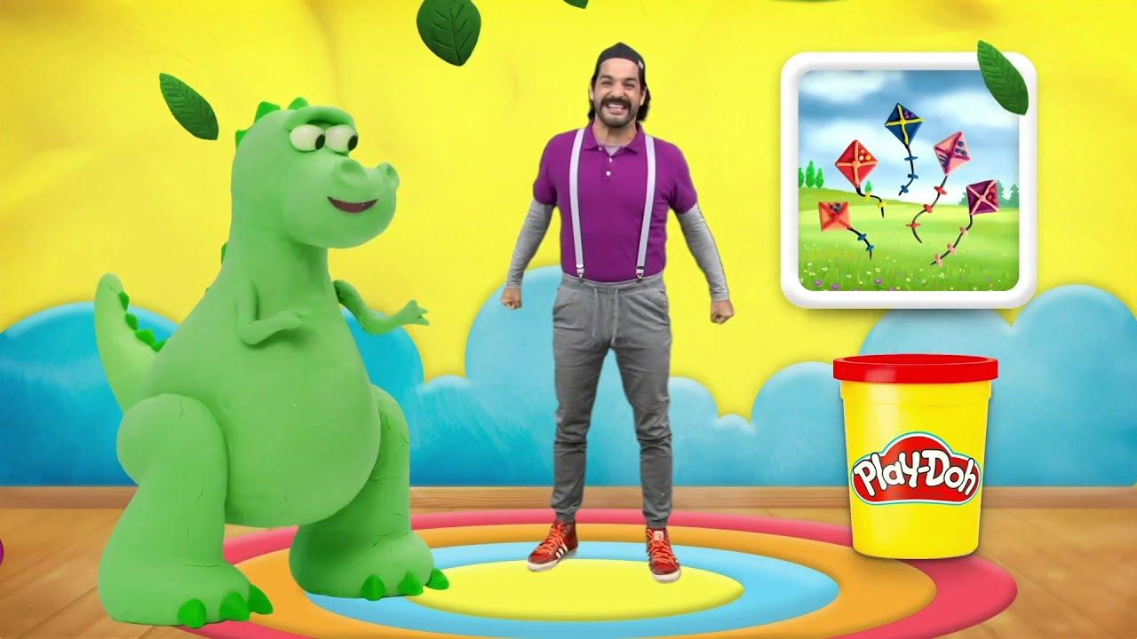 Hasbro México | Los Dinosaurios | La Hora del Aprendizaje Play- Doh