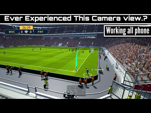 ||Use Ps4 camera on pes 19 mobile || fast, smooth, lag free, really easy