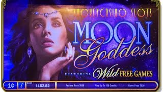 MOON GODDESS Slot Machine ~ All Moon Bonus