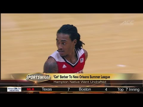 Undrafted local players get NBA summer league opportunies