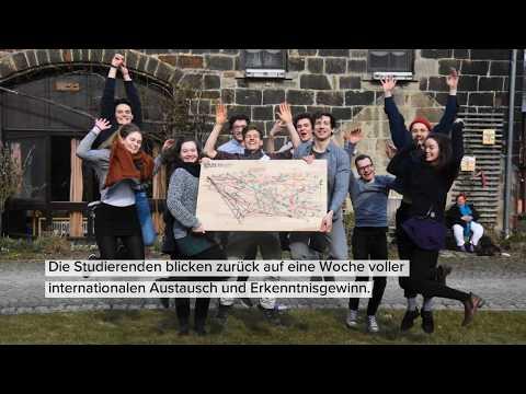 UW/H-News: Studierende aus der ganzen Welt diskutieren über Nachhaltigkeitsthemen!