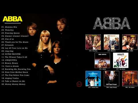 ABBA Greatest Hits  ABBA Best Album
