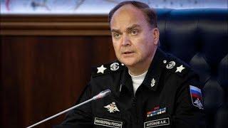 Putin Replaces Russian Ambassador To U.S.   Los Angeles Times