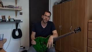 Kompletná oprava elektroniky na LP gitare