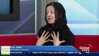 GlobalNews: Why Ahmadiyya Muslim Women wear Hijab
