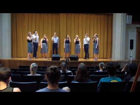 Shout to the Lord - Geneva College's New Song