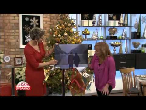 Posterjack Metal Print On Marilyn Denis Show