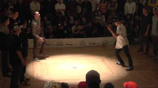 Northwest Sweet 16 2014   Crew Battle   Quarter Finals   Dog Pound vs Descendants of Soul