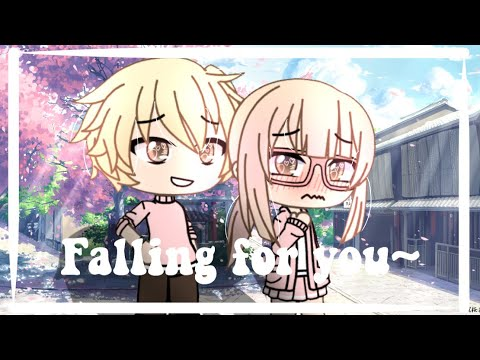 Gacha Life Music Video (Edited Style) Peachy! - Falling For You ❤️ (ft. Mxmtoon)